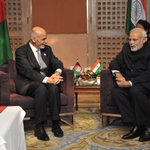 With the President of Afghanistan, Dr. @ashrafghani http://t.co/uiXYFU54W8