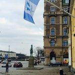 Vardagsvy från Malmö. http://t.co/wnYi3XyNfb