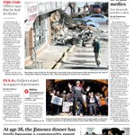 Todays #SanAntonio Express-News front page: http://t.co/C8WoxcYggp