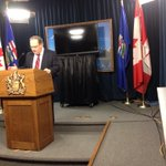 """""""Were about to go over the top of the revenue rollercoaster,"""" says NDP Mason on fiscal update. #cbc #ableg #yeg http://t.co/FtA66ueXbU"""
