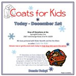 Coats for Kids is back. Want free tickets to the #Otters vs. @AttackOHL game on Wed., Dec. 3? See flyer for details. http://t.co/bzwAopk8lc