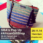 @AfricaFashGuide Spread the word! On Sat we host Pop Up Xmas Shoreditch #AfricanGiftShop celebrating Made in Africa http://t.co/Yr3eNK5pxM