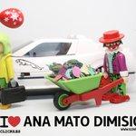 ÚLTIMA HORA: Dimite Ana Mato por su vinculación con Gürtel. La Ministra envía a un amigo a recoger todas sus cosas... http://t.co/qKC7Brg405