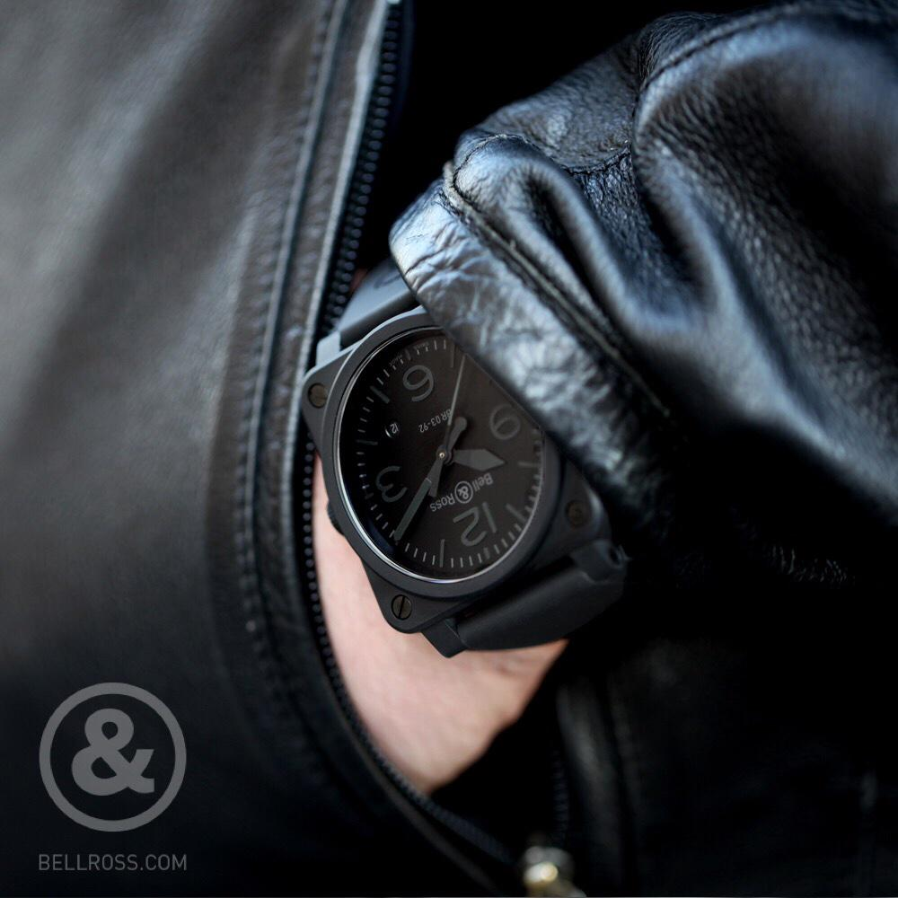 Stealth aircraft inspired: BR 03-92 PHANTOM #BellRoss  #BellRosswatches #BR0392 http://t.co/ijSNBBlaZF http://t.co/iN0xuy9azz