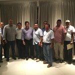 Unidad en Santiago en apoyo a Santana Diputado y Moley Alcalde !! Santiago Primero!! @prensacom http://t.co/DinqWe9qIZ