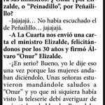 Bachelet se pasea al ministro Peinadillo http://t.co/5jw7voxZIF
