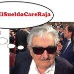 #BajateElSueldoCareRaja algunos dicen admirar a Mujica, pero nica imitan su comportamiento... http://t.co/RytqmbQORS
