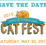 MT @YEGCatFest: SAVE THE DATE! Our 2015 #YEGCatFest will be on May 30: http://t.co/3gvp5VABlz #yeg #yegpets http://t.co/49cBpKSIZQ