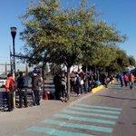 Pocos aficionados acudieron al inicio de la venta libre del juego de @Rayados , al arranque de la venta había 88 fans http://t.co/POtnQu5KPL