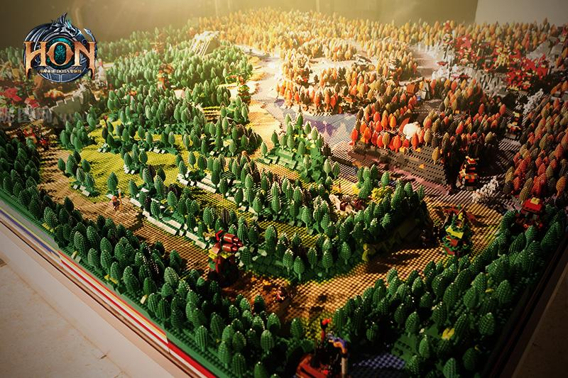 What's 256 cm by 256 cm and has over 500,000 pieces? This Lego replica of Caldavar! For more: http://t.co/i9tVYHO47H http://t.co/r69mNb7uQ7