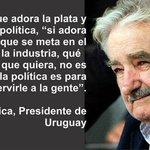"""Un consejo de José """"Pepe"""" Mujica para todos los políticos #BajateElSueldoCareRaja http://t.co/bID3aRrvX8"""