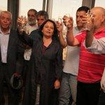 Junto a representantes de #BaileChino y equipo del @consejocultura celebrando declaratoria Patrimonio de la Humanidad http://t.co/ssfXwSj3hs