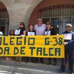 Apoyando a los Profes en paro de @LaSerena_Chile @rd_montecarlo @elobservatodo @AlmacenSilvana http://t.co/nSdLhpNYUu