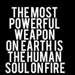 It is a revolution, not a riot. Say it: REVOLUTION #ShutItDown #JusticeForMikeBrown #HandsUpDontShoot http://t.co/v4zNxAXGRT