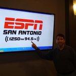 BIG NEWS! ESPN San Antonio is now on 94.5 FM & 1250 AM. Lock 94.5 on your FM preset & tell your friends. @ESPN_SA http://t.co/JKbdVAeTVd