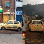 Desespero por hueco obliga a habitantes de Chapinero a taparlo con aserrín. #Bogota. http://t.co/qkojw7HlPh http://t.co/VbiKaiF28v