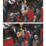 Niall i Katy podczas gali http://t.co/bYla6pv2P4