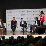 Presidente @JuanManSantos participa a esta hora en el conversatorio: Empleo y Emprendimiento por la Equidad http://t.co/o59wSzN2G1