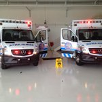New ambulances ready to roll on Lee County roads http://t.co/8j6XwUuOpD #swfl http://t.co/vJeQUm51xH