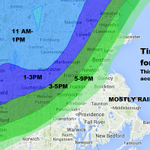 What to expect from todays storm. Mostly a rain event from pre-Thanksgiving coastal storm http://t.co/i7GOg0yYLG http://t.co/zKRgCI7QiO