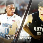 Start your afternoon off right and catch No. 5 North Carolina vs Butler in the #Battle4Atlantis opener. http://t.co/2fPkFNtJKl