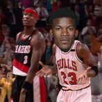 Last nights Jimmy Butler: 32 points (on 13 shots) and nine boards and, well... http://t.co/vUCaKwZ1Ku
