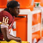 Is the #RG3 era in Washington over? The @Redskins have officially benched him for Colt McCoy http://t.co/pU5Fy8QZ9p http://t.co/sos86Q8SFG