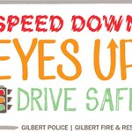 Today is the busiest travel day of the year. Please remember, speed down, eyes up, drive safe! http://t.co/4xmcUiJE9O