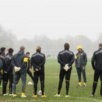 Imagine walking the dog at your local park, only to find Borussia Dortmund training there... http://t.co/ecNK4xqkpG http://t.co/DD6MTqGAgk
