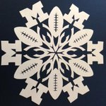 They say no 2 snowflakes are the same, & we'd have to agree! Thanks for sharing artist/alum Jason Dobkowski #UMichEEB http://t.co/slHTnx9MvS