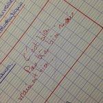 ça fait 2 jours je regarde lobservation que mon prof de maths a mis sur ma copie http://t.co/7dPYnFIyi1