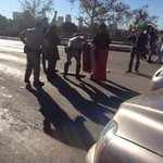 Still holding the 101 fwy. #blacklivesmatter #blmla #losangeles http://t.co/4wRT5GmIMg
