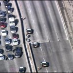 #BREAKING: A protest has shut down the 101 Freeway (both north and southbound) near Alvarado. Traffic is stopped. http://t.co/ZkquZJIH85