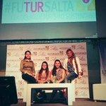 @SaltaTurismo #FUTURSALTA Coloquio de turismo sustentable. Excelente el día de hoy! @GabyTaaSB @jimenapacheco http://t.co/dp5VM8qrmx