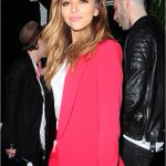 Our lovely lady in red last night at the Rockins VIP launch! xx Little Mix xx http://t.co/pQzNeDrFs1