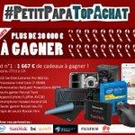 #PetitPapaTopAchat est de retour avec le #lot1 :-) ==> http://t.co/T0JiY4TLX2 A vos RTs ^^ http://t.co/IFTM6UgPIa