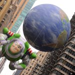 PHOTOS: Iconic Macys Thanksgiving Day Parade balloons: http://t.co/Ai7x8fInES http://t.co/oF3RaRN42X