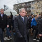 Seattle mayor Ed Murray marched with his citys #Ferguson protesters (Photo: Corbis) http://t.co/BVWjWYDLPU http://t.co/thIjG5vE0X