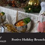 Enjoy festive finishings on our famous Sunday brunch. Every Sunday until Dec 28. http://t.co/PlS1rR8J0D #yegfood http://t.co/ALzhK39HnM