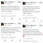 El alcaldel de Alto Hospicio @ramongallec defendió con comentarios Racista a la barra de Iquique. http://t.co/lOdzq31n2P