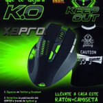 ¿Quieres ganar un #ratón X9PRO+CAMISETA EXCLUSIVA de #KeepOutGaming? Sigue a @KeepOut_Gaming dale RT y participa! http://t.co/TunjgquhQ5