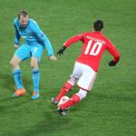 São as decisões e atitudes que determinam o rumo dos acontecimentos. Mostrem como se joga à Benfica ????#CarregaBenfica http://t.co/mFJvjvYift