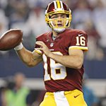 #Redskins head coach Jay Gruden announces @ColtMcCoy will start Sunday vs. Colts. Read more: http://t.co/DmrNd8J64t http://t.co/Smc0a0hX1q