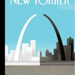 The New Yorker Cover for next week. #Ferguson https://t.co/XTcmSeetUw