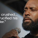 MT @CNN: Browns father says the grand jurys decision has changed his view of US: http://t.co/2ebniei9sB #Ferguson http://t.co/mZYVbkww5n