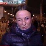 """Во время репортажа """"журналистка""""  LifeNews забыла в какой глаз ее били. http://t.co/W07CW3Clsa"""
