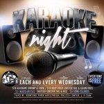 #KarokeNight @ #TriplePlay 🎤😩 | $5 Long Islands & $5 Margaritas | http://t.co/6xBUj5r8EV