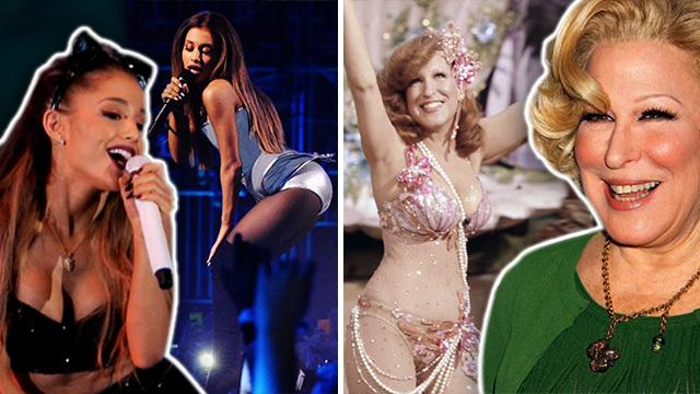 Ariana Grande gets whore warning from Bette Freakin' Midler