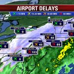 #BOSTON #LOGAN reporting heavy delays... #Fox25 http://t.co/7Are4dFWu6