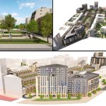 First glimpse at £500m, 2,000-home development that will change the face of central Cardiff: http://t.co/g9mDcVqKCF http://t.co/N1E6DcODwo